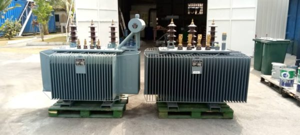 500kva by 33kv both conservator and hermetic